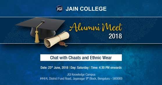Alumni meet - 2018
