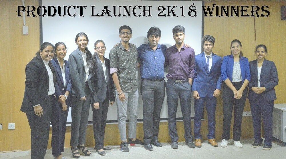 Product Launch 2K18