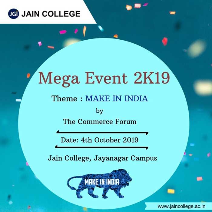 mega event 2K19