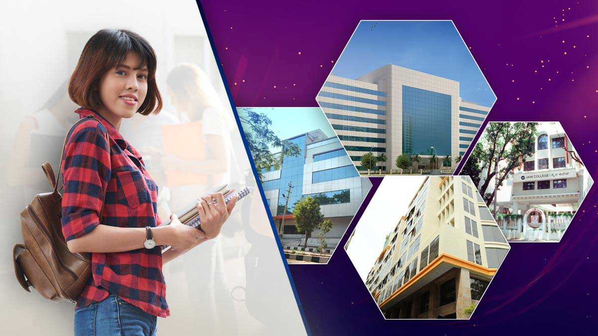 Jain college campuses in Bangalore